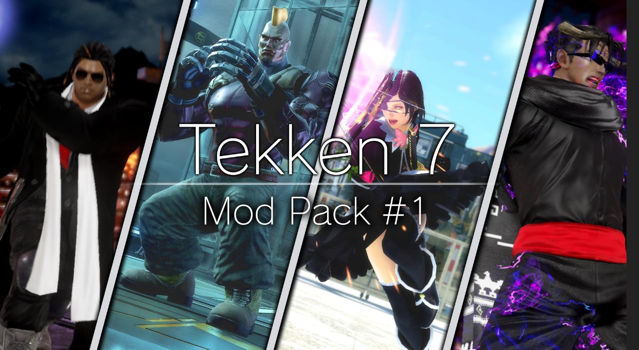 Tekken 7 – Mod Pack #1 – 0xB106
